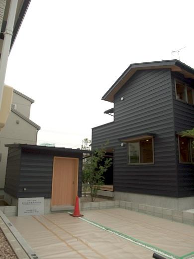 木昌則建築研究所オープンハウス:クローバーハウス