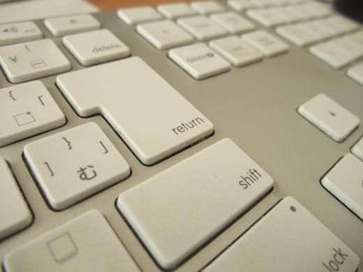 mac_キーボード