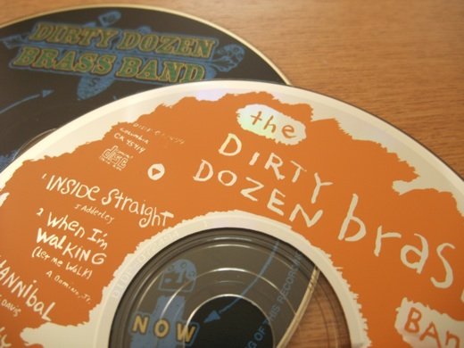 Dirty Dozen Brass Band_CD