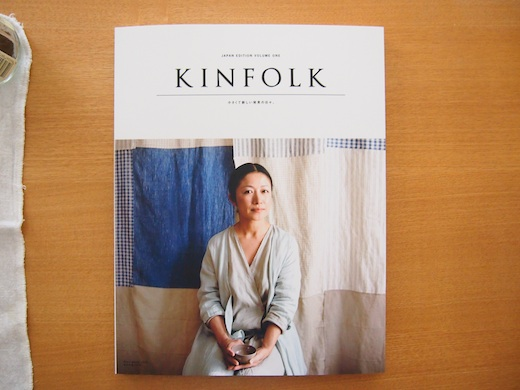 KINFOLK 日本版