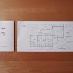 [draft#1]小さな平屋建ての住宅
