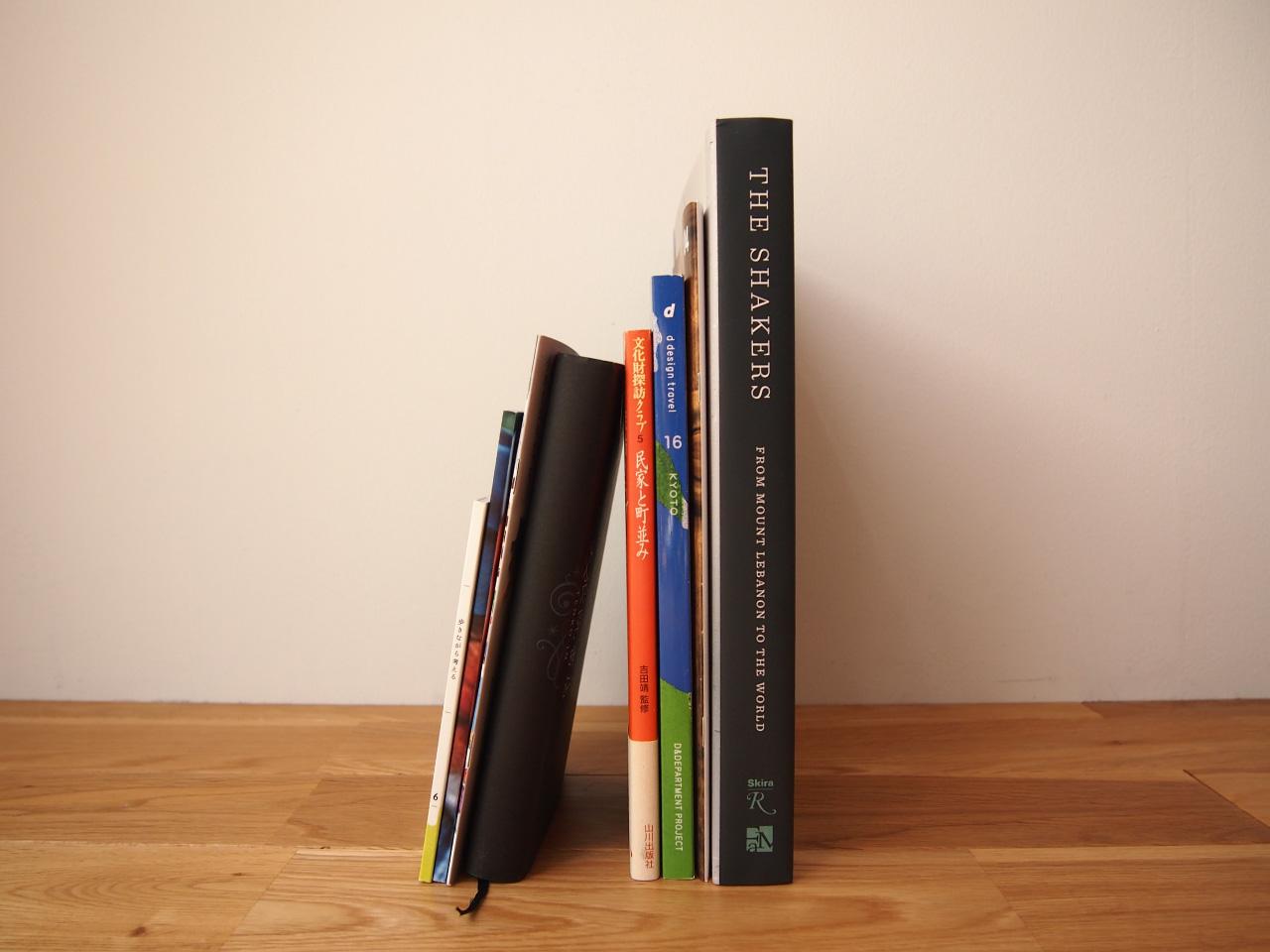 最近読んだ本。