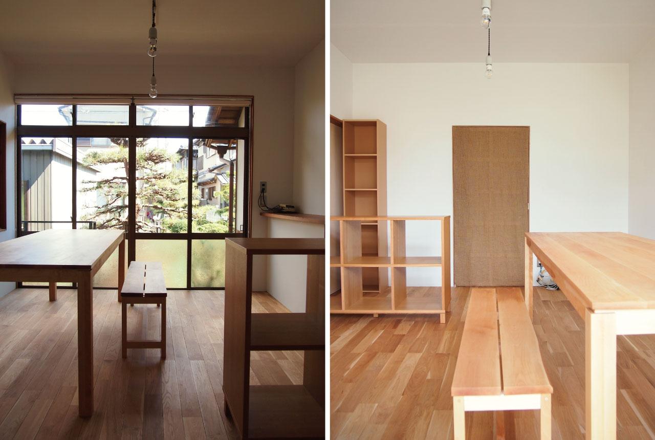 古い家一室の事務所10